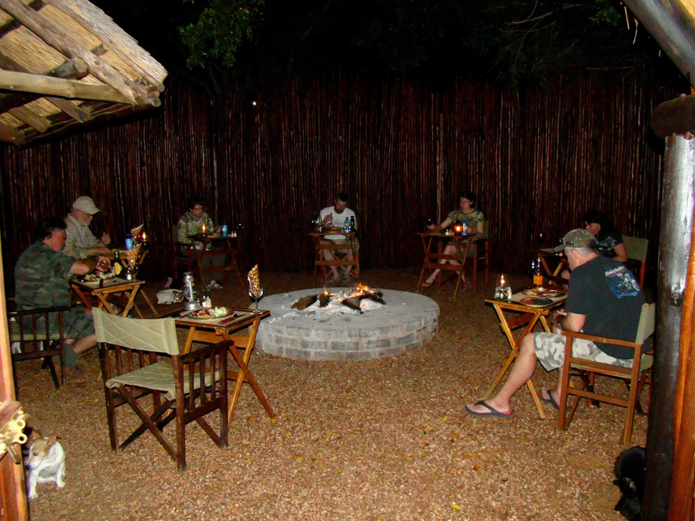 The Ranch in South Africa at Bushmen Safaris